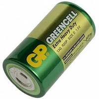GP Greencell  R20 (D) солевые, фото 1