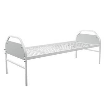 Кровать больничная ЛЛ - 1 (спинки из ламинированного ДСП)