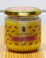 """Мед с корицей и ванилью """"Медик Ведмедик"""", 250 г"""