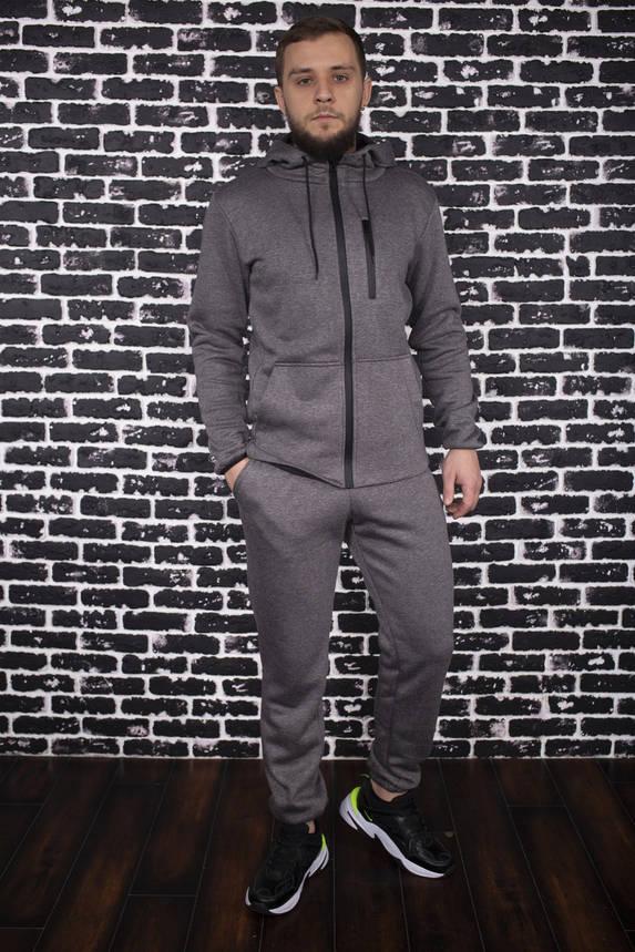 Спортивный костюм Spirited Hot Intruder Grey - утепленный флисом + Подарок, фото 2