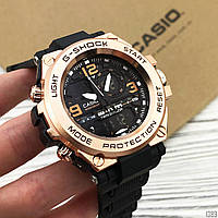 Популярные спортивные часы C.a.s.i.o G-S.h.o.c.k GLG-1000.Механизм: Кварцевый и Электронный.