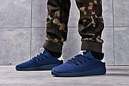 Кроссовки мужские 16242, Adidas Pharrell Williams, темно-синие ( 41 42 43 44 45  ), фото 2