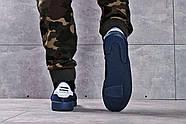 Кроссовки мужские 16242, Adidas Pharrell Williams, темно-синие ( 41 42 43 44 45  ), фото 3