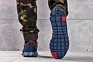 Кроссовки мужские 16252, Nike Free 3.0 (топ ААА), темно-синие ( 40 42 43 44 45  ), фото 3
