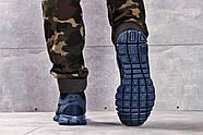 Кроссовки мужские 16254, Nike Free 3.0 (топ ААА), темно-синие ( 41 42 43 44  ), фото 3