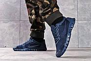 Кроссовки мужские 16254, Nike Free 3.0 (топ ААА), темно-синие ( 41 42 43 44  ), фото 4