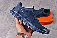 Кроссовки мужские 16254, Nike Free 3.0 (топ ААА), темно-синие ( 41 42 43 44  ), фото 6