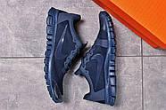 Кроссовки мужские 16254, Nike Free 3.0 (топ ААА), темно-синие ( 41 42 43 44  ), фото 7