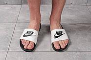 Шлепанцы мужские 16261, Nike, черные ( 41 43  ), фото 2