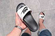 Шлепанцы мужские 16261, Nike, черные ( 41 43  ), фото 4