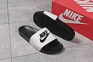 Шлепанцы мужские 16261, Nike, черные ( 41 43  ), фото 5