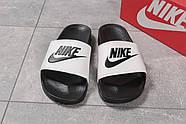 Шлепанцы мужские 16261, Nike, черные ( 41 43  ), фото 6