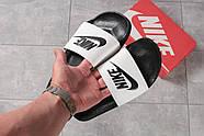 Шлепанцы мужские 16261, Nike, черные ( 41 43  ), фото 8
