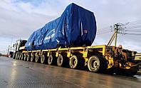 Негабаритные грузовые перевозки по Киеву