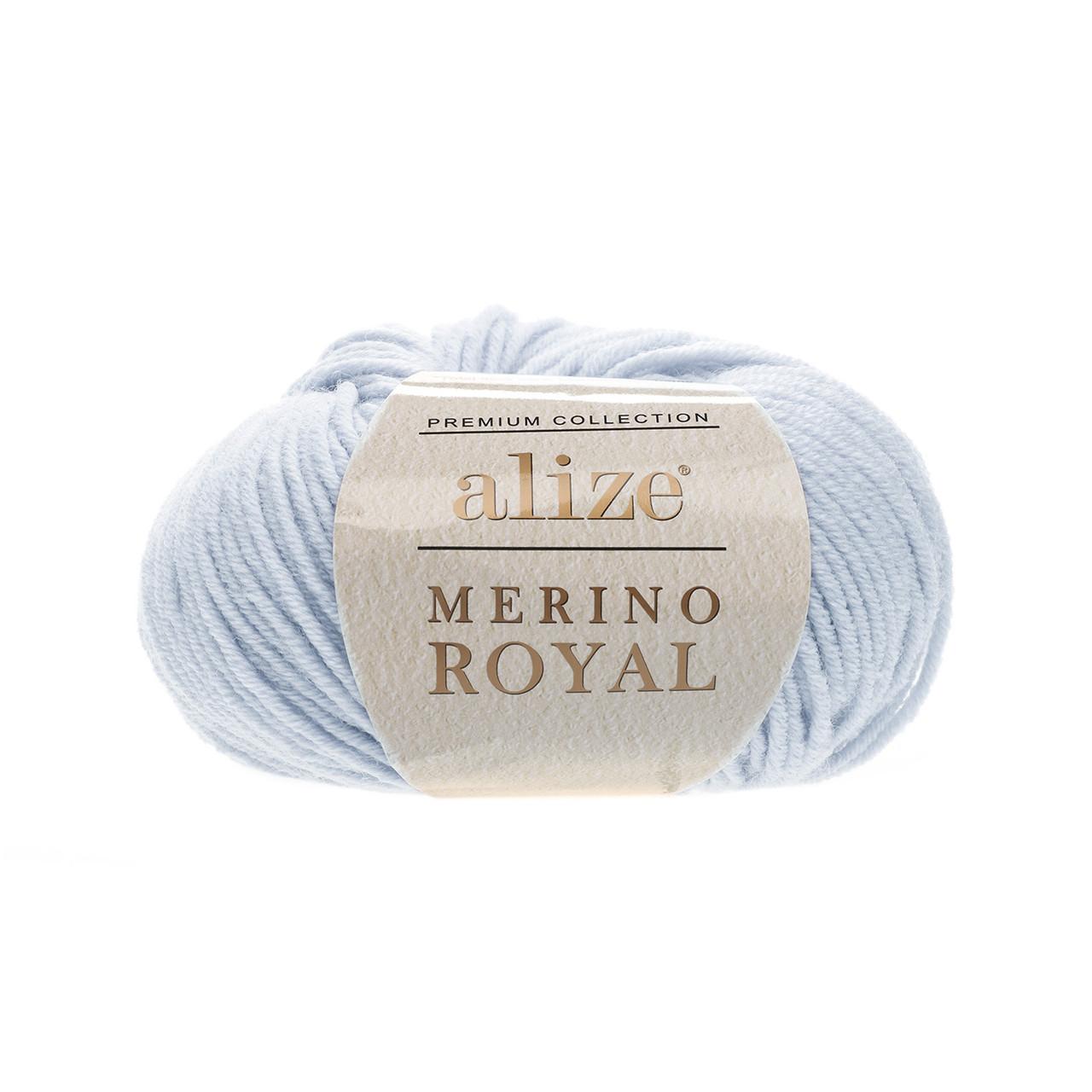 Merino Royal №480