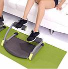 Напольный тренажер для пресса Six Pack Care 6 в 1 | Универсальный тренажер для мышц пресса, фото 3
