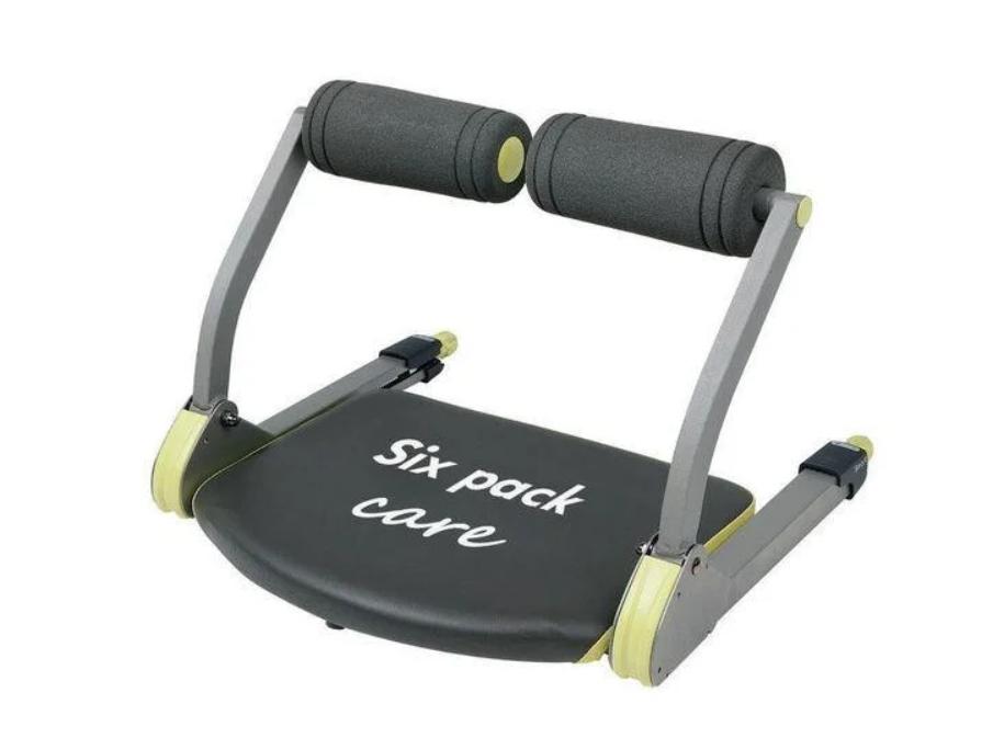 Напольный тренажер для пресса Six Pack Care 6 в 1 | Универсальный тренажер для мышц пресса