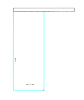 SSGA-1 Раздвижная дверь из стекла - Стеклянная раздвижная перегородка