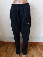 Спортивные штаны мужские теплые трехнитка на флисе р-р 52,54,56.Цвет темно-синий.От 3шт по 137грн, фото 1