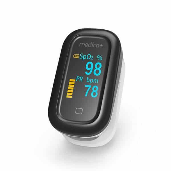 Пульсоксиметр MEDICA+ Cardio Control 6.0