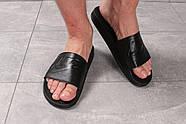 Шлепанцы мужские 16341, Nike, черные ( 41  ), фото 3