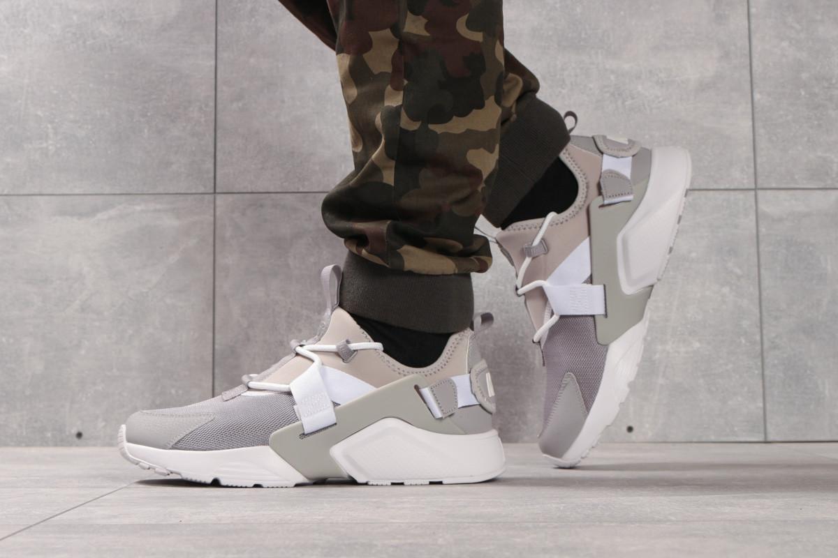 Кроссовки мужские Nike Air Huarache City Low, серые (16371) размеры в наличии ► [  41 (последняя пара)  ]