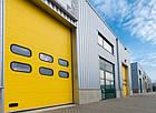 Промислові ворота Алютех серії ProPlus, фото 3