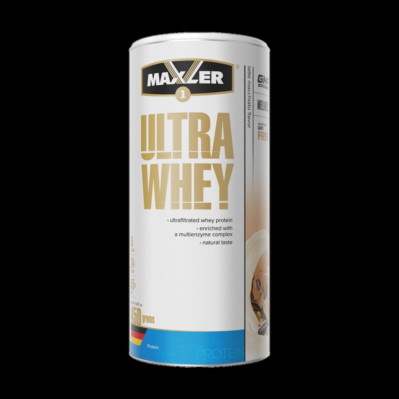 Max_Ultra Whey 450g - latte macchiato