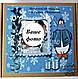 Новорічний подарунковий набір №14 з грамотою від Діда Мороза чи Миколая та вашим фото за бажанням, фото 7