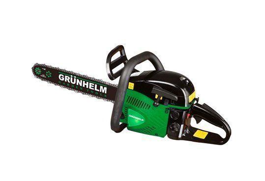 Бензопила ланцюгова Grunhelm GS5200M Professional