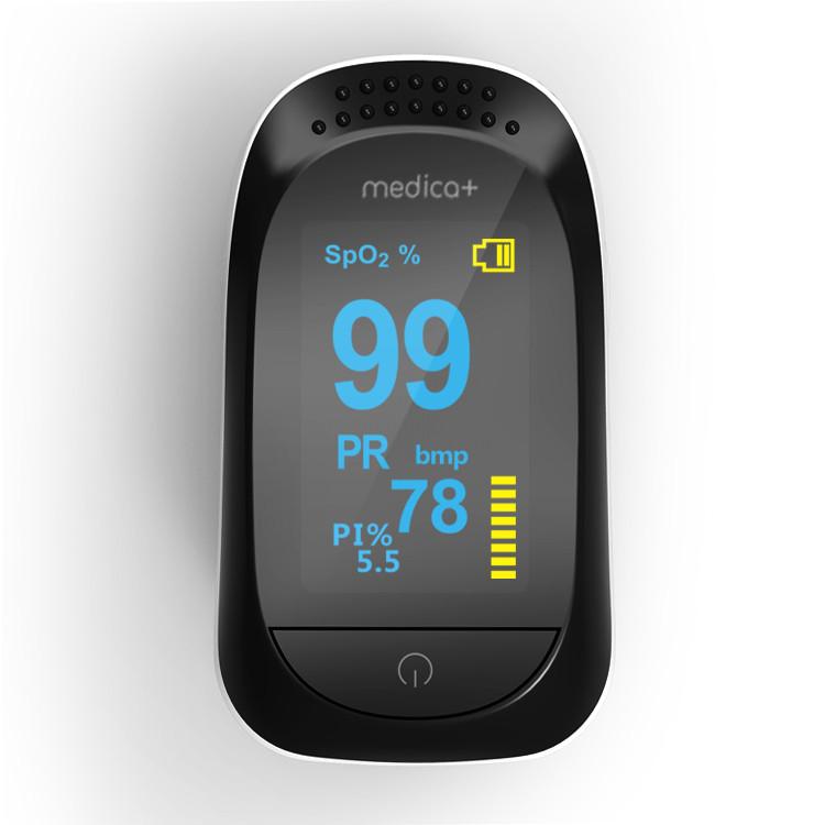 Пульсоксиметр Medica-plus Cardio control 7.0 BL (Япония)