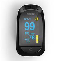 Пульсоксиметр MEDICA+ Cardio control 7.0 BL (Япония), фото 2