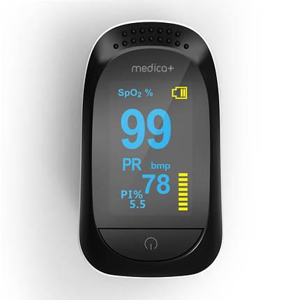 Пульсоксиметр Medica-plus Cardio control 7.0 BL (Япония), фото 2