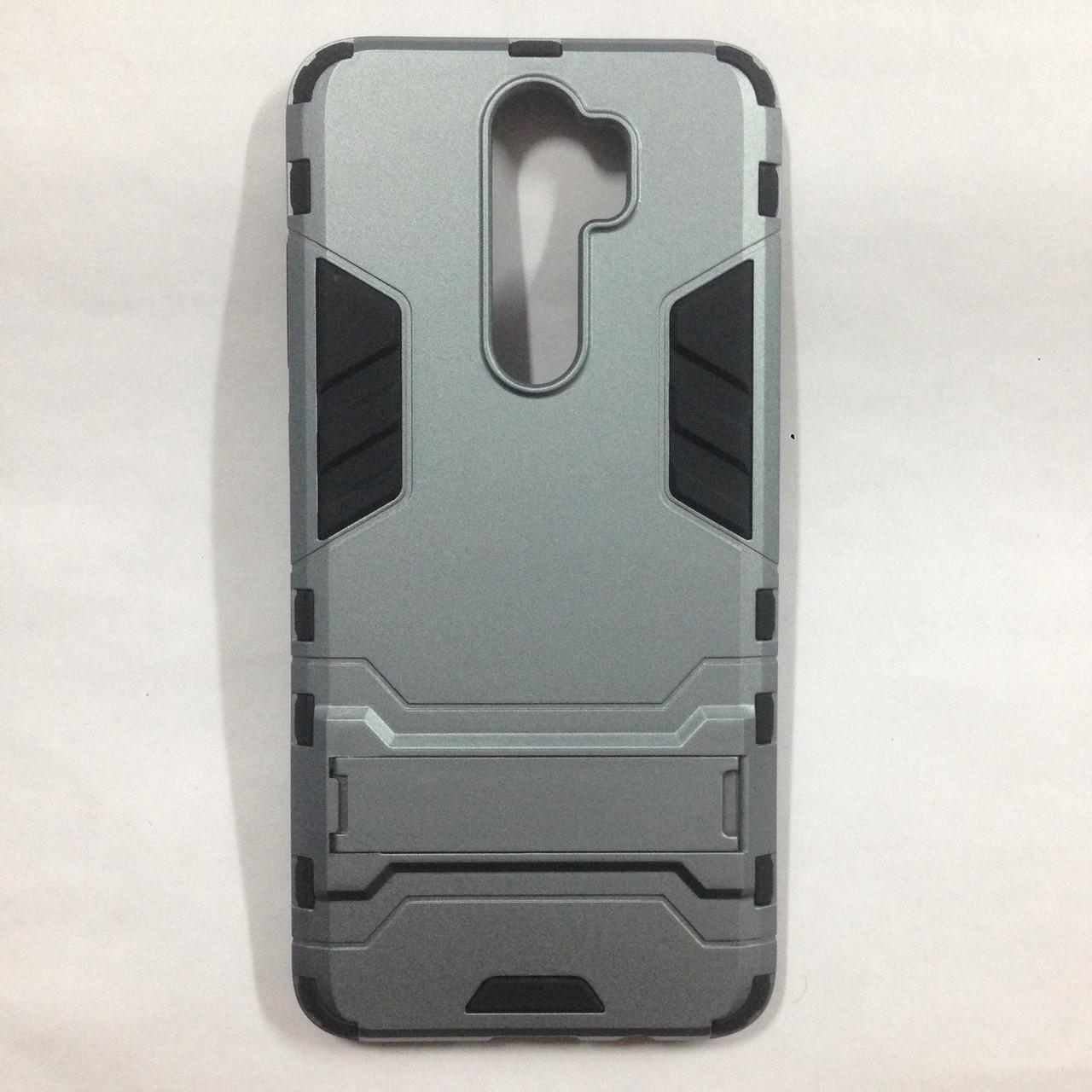 Чехол для Xiaomi Redmi Note 8 Pro Terminator Grey