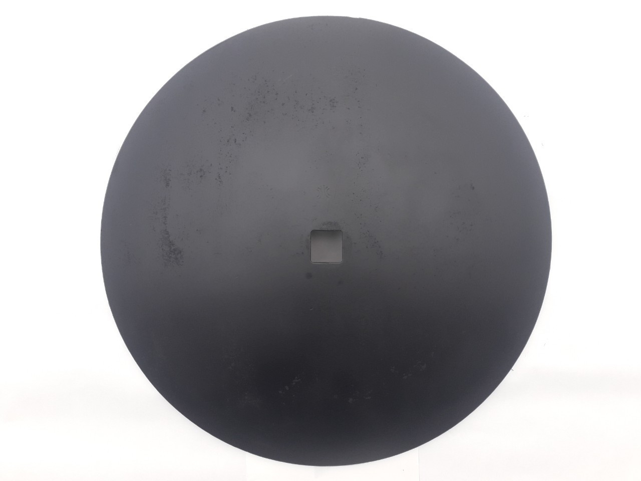 Диск бороны Gregoire Besson D=510 мм, кв41, h=6мм гладкий ст30MnB5 Грегори бессон арт. 851002098