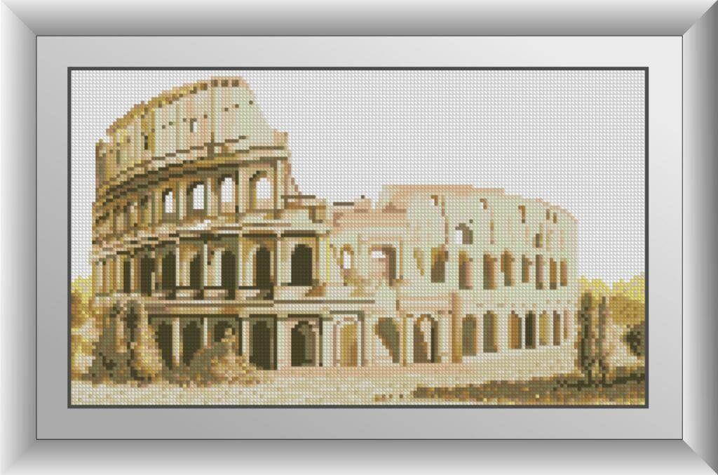 30240 Набор алмазной мозаики Колизей