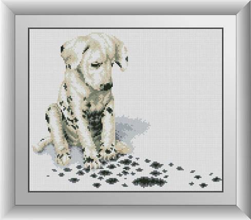 30251 Набор алмазной мозаики Апчхи. Далматинец., фото 2