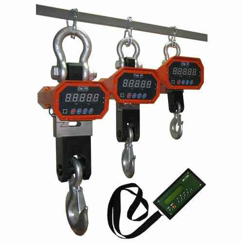 Весы крановые OCS-10t-XZC (10т)
