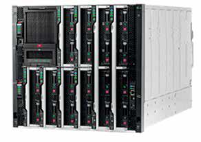 Серверы HPE линейки SY (Synergy)