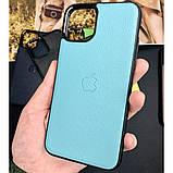 "Кожаная накладка Epic Vivi Logo series для Apple iPhone 11 Pro (5.8""), фото 3"