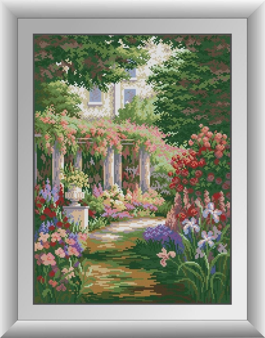 30401 Набор алмазной мозаики Тайный сад