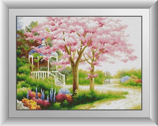 30452 Набор алмазной мозаики Весенний сад, фото 2