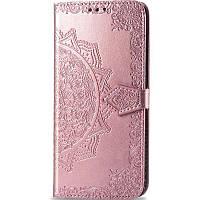 Чехол книжка Art Case Xiaomi Redmi 7 Розовый