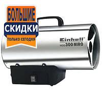 Тепловая газовая пушка Einhell HGG 300 Niro, фото 1