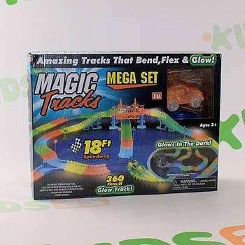 Magic Tracks 360 деталей на 3 батарейки Гоночний трек Гарантія якості Швидка доставка