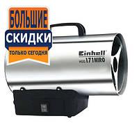 Тепловая газовая пушка Einhell HGG 171 Niro, фото 1