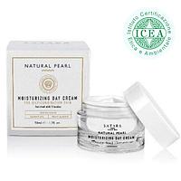Увлажняющий крем для лица для эластичности кожи с маслом Ши/моркви,50 мл,Satara Dead Sea