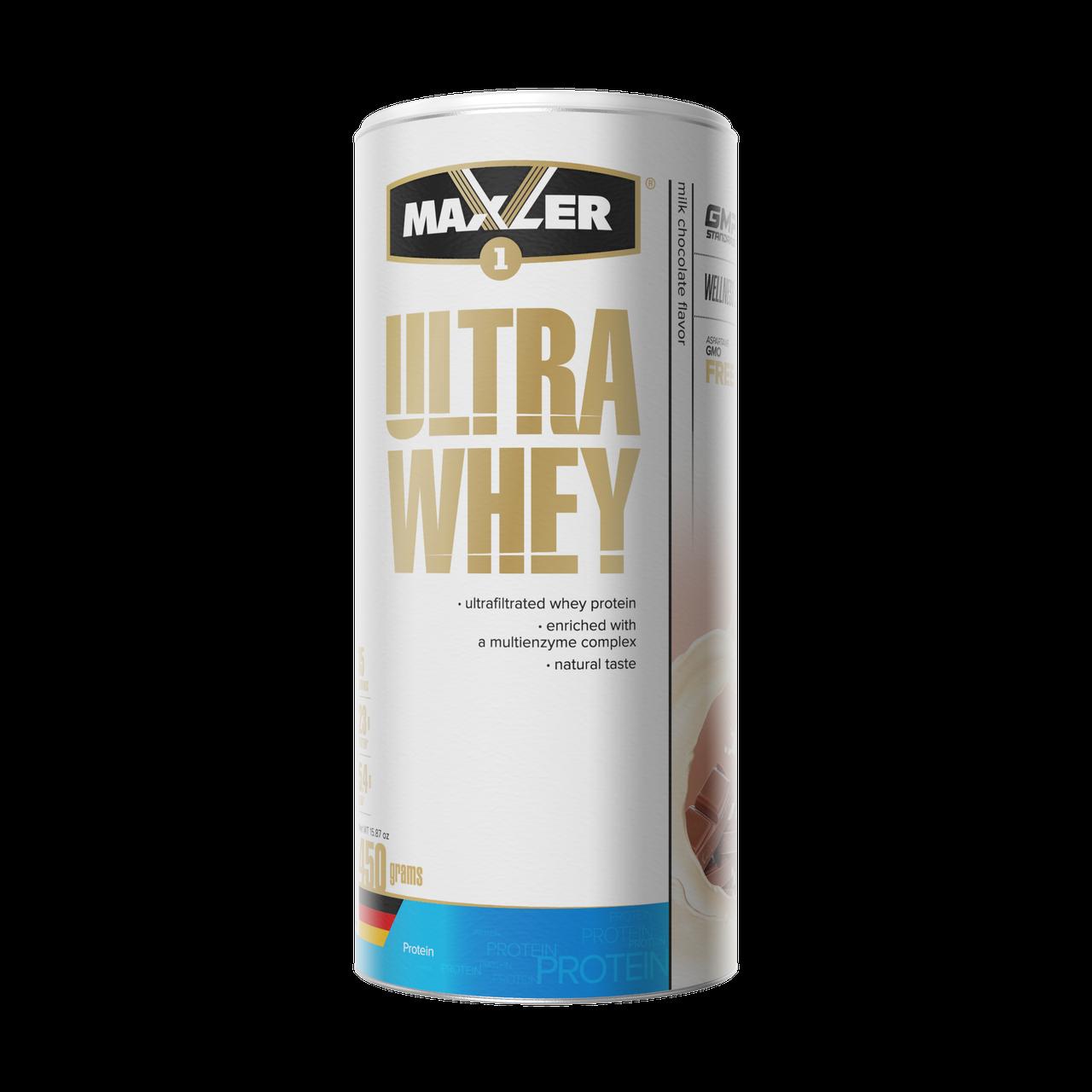 Max_Ultra Whey 450g - milk chocolate
