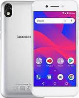 """Doogee X10S Black 5"""" RAM: 1Mb ROM:8Gb Quad-core"""