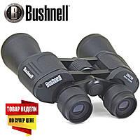 Бинокль Bushnell black 168FT/1000YDS 20X50 биноколь